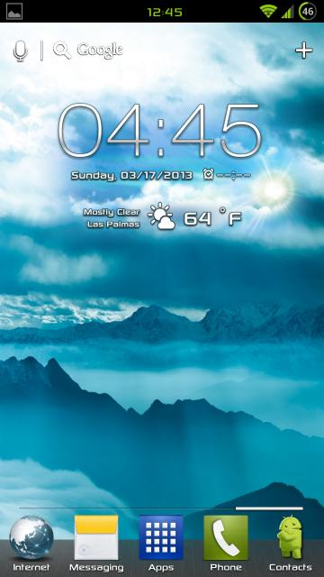 asus weather per note 2